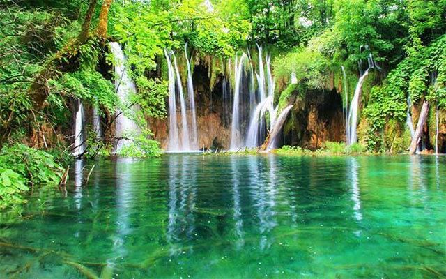 تور لفور و هفت آبشار