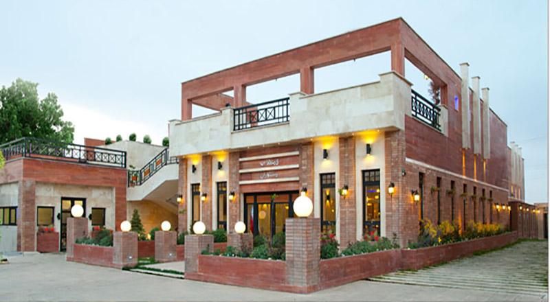 رستوران های کاشان