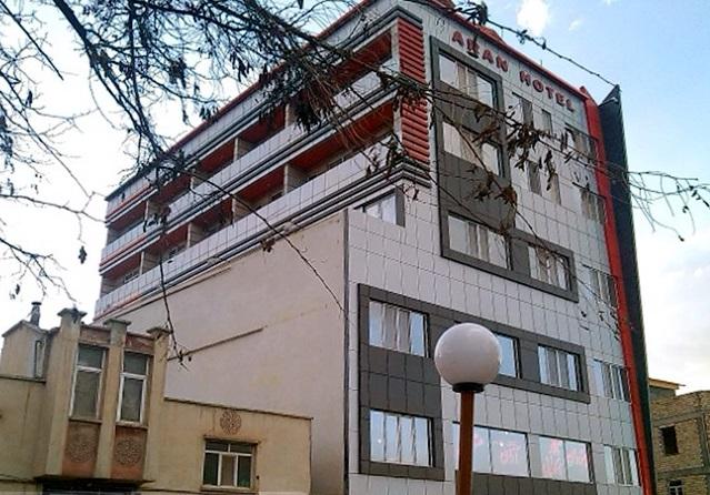 هتل های مشگین شهر