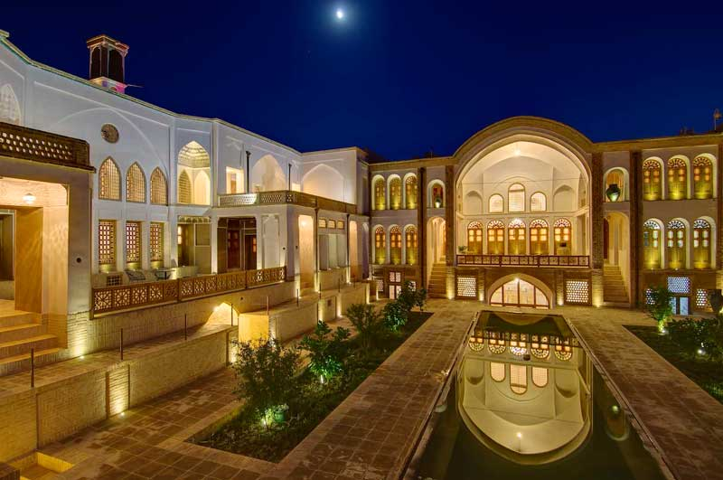 هتل های کاشان