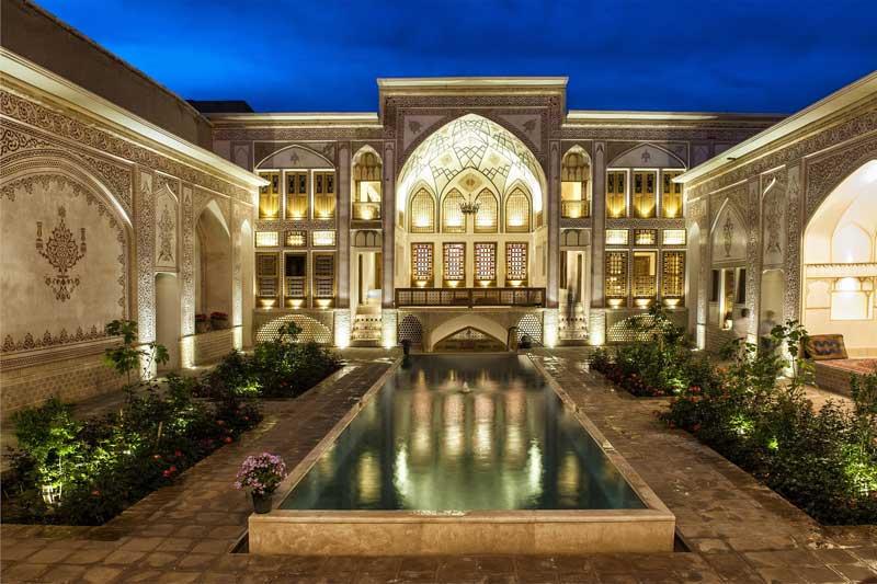 هتلهای کاشان